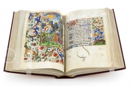 Book of Hours of the Seven Deadly Sins Facsimile Edition