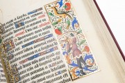 Book of Hours of the Seven Deadly Sins, Madrid, Biblioteca Nacional de España, Vit. 24-10 − Photo 26