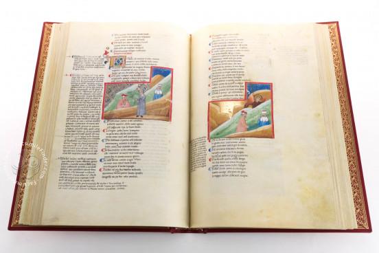 Divine Comedy Egerton 943, London, British Library, Ms. Egerton 943 − Photo 1