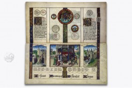 Chronicles of Crusader Kingdom of Jerusalem Facsimile Edition