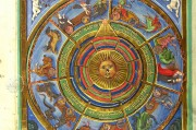 Astrolabium Planum of Heidelberg, Heidelberg, Universitätsbibliothek Heidelberg, Cod. Pal. Germ. 832 − Photo 3