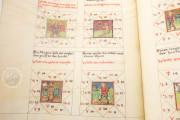 Astrolabium Planum of Heidelberg, Heidelberg, Universitätsbibliothek Heidelberg, Cod. Pal. Germ. 832 − Photo 4