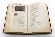 Petrarch's Italian Works, Ms. Casanatense 924 - Biblioteca Casanatense (Rome, Italy) − photo 4