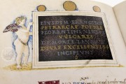 Petrarch's Italian Works, Ms. Casanatense 924 - Biblioteca Casanatense (Rome, Italy) − photo 5