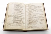 Petrarch's Italian Works, Ms. Casanatense 924 - Biblioteca Casanatense (Rome, Italy) − photo 8