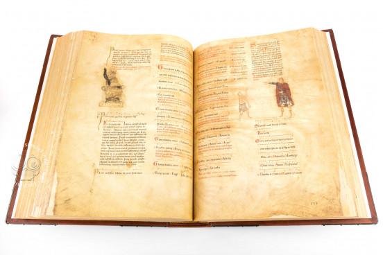 Liber Magistri, Piacenza, Archivio Capitolare della Cattedrale − Photo 1