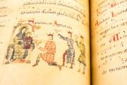 Liber Magistri, Piacenza, Archivio Capitolare della Cattedrale − Photo 3