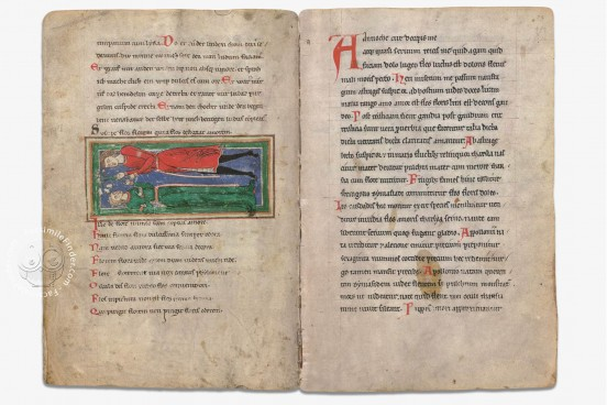 Carmina Burana + Fragmenta Burana, Munich, Bayerische Staatsbibliothek, Clm 4660 and Clm 4660a − Photo 1