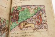 Stuttgart Psalter, Stuttgart, Württembergische Landesbibliothek, Bibl. fol. 23 − Photo 3