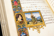 Book of Hours of Margaret of Austria and Alessandro de' Medici, Rome, Biblioteca dell'Accademia Nazionale dei Lincei e Corsiniana, ms. 55.K.16 (Cors. 1232) − Photo 11