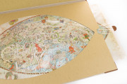 Mappa Mundi 1457, Florence, Biblioteca Nazionale Centrale, Portolano 1 − Photo 6