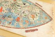 Mappa Mundi 1457, Florence, Biblioteca Nazionale Centrale, Portolano 1 − Photo 7
