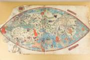 Mappa Mundi 1457, Florence, Biblioteca Nazionale Centrale, Portolano 1 − Photo 8