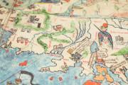 Mappa Mundi 1457, Florence, Biblioteca Nazionale Centrale, Portolano 1 − Photo 9