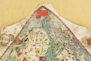 Mappa Mundi 1457, Florence, Biblioteca Nazionale Centrale, Portolano 1 − Photo 16
