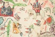 Mappa Mundi 1457, Florence, Biblioteca Nazionale Centrale, Portolano 1 − Photo 17