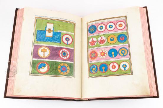 Notitia Dignitatum, Oxford, Bodleian Library, MS. Canon. Misc. 378 − Photo 1