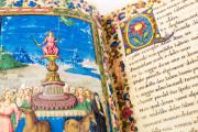 Francesco Petrarca. Trionfi, Rome, Biblioteca dell'Accademia Nazionale dei Lincei e Corsiniana, 55.K.10 (Cors. 1081) − Photo 3