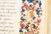 Francesco Petrarca. Trionfi, Rome, Biblioteca dell'Accademia Nazionale dei Lincei e Corsiniana, 55.K.10 (Cors. 1081) − Photo 7