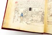 Tavola Ritonda, ms. Palatino 556 - Biblioteca Nazionale Centrale (Florence, Italy) − photo 2