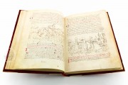 Tavola Ritonda, ms. Palatino 556 - Biblioteca Nazionale Centrale (Florence, Italy) − photo 7