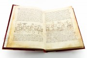 Tavola Ritonda, ms. Palatino 556 - Biblioteca Nazionale Centrale (Florence, Italy) − photo 8