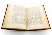 Tavola Ritonda, ms. Palatino 556 - Biblioteca Nazionale Centrale (Florence, Italy) − photo 14