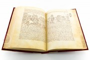Tavola Ritonda, ms. Palatino 556 - Biblioteca Nazionale Centrale (Florence, Italy) − photo 21