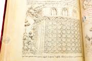 Tavola Ritonda, ms. Palatino 556 - Biblioteca Nazionale Centrale (Florence, Italy) − photo 22