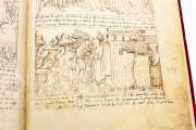 Tavola Ritonda, ms. Palatino 556 - Biblioteca Nazionale Centrale (Florence, Italy) − photo 24