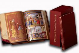 Breviario de Fernando El Católico Facsimile Edition