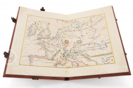 Nautical Atlas of Battista Agnese Facsimile Edition