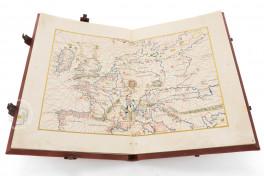Nautical Atlas of Battista Agnese Facsimile Edition