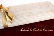 Act of the Court of Cervera, Cervera, Arxiu Comarcal de la Segarra − Photo 6