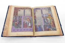 Vida y Milagros de San Luis Facsimile Edition