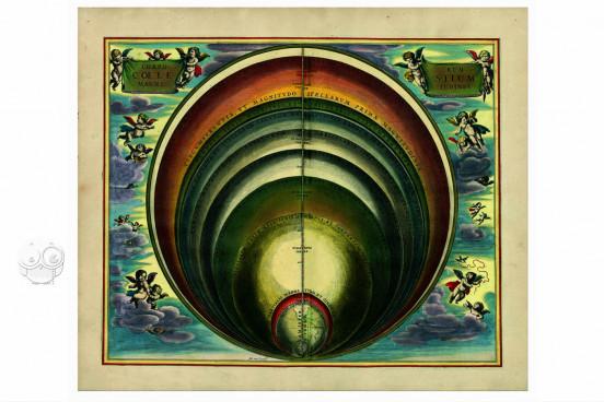 Atlas Coelestis seu Harmonia Macrocosmica, Rome, Biblioteca Nazionale Centrale, RD 167 − Photo 1