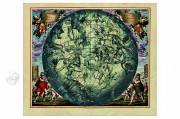 Atlas Coelestis seu Harmonia Macrocosmica, Rome, Biblioteca Nazionale Centrale, RD 167 − Photo 2