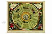 Atlas Coelestis seu Harmonia Macrocosmica, Rome, Biblioteca Nazionale Centrale, RD 167 − Photo 5