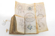 Voynich Manuscript, MS 408 - Beinecke Rare Book and Manuscript Library (New Haven, USA), Triple-page fold-out in the Voynich manuscript