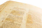 Codex Vaticanus B, Vatican City, Biblioteca Apostolica Vaticana, Vat. gr. 1209 − Photo 12