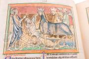 Lambeth Palace Apocalypse, London, Lambeth Palace Library, MS 209 − Photo 6