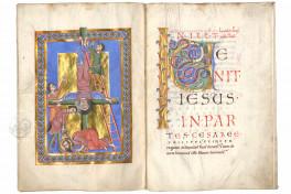 Passau Evangelary Facsimile Edition