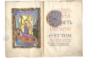 The Passau Evangelary, Munich, Bayerische Staatsbibliothek, Clm 16002, Passau Evangelary - f. 30v-31r