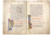 The Passau Evangelary, Munich, Bayerische Staatsbibliothek, Clm 16002, Passau Evangelary - f. 4v-5r