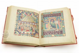 Gospels of Henry the Lion Facsimile Edition