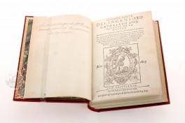 Don Quixote de la Mancha. Editio Princeps Facsimile Edition