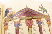 Gospel Book of Otto III, Munich, Bayerische Staatsbibliothek, Clm 4453 − Photo 8