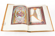 Gospel Book of Otto III, Munich, Bayerische Staatsbibliothek, Clm 4453 − Photo 9