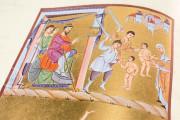 Gospel Book of Otto III, Munich, Bayerische Staatsbibliothek, Clm 4453 − Photo 18