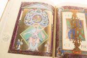 Gospel Book of Otto III, Munich, Bayerische Staatsbibliothek, Clm 4453 − Photo 19
